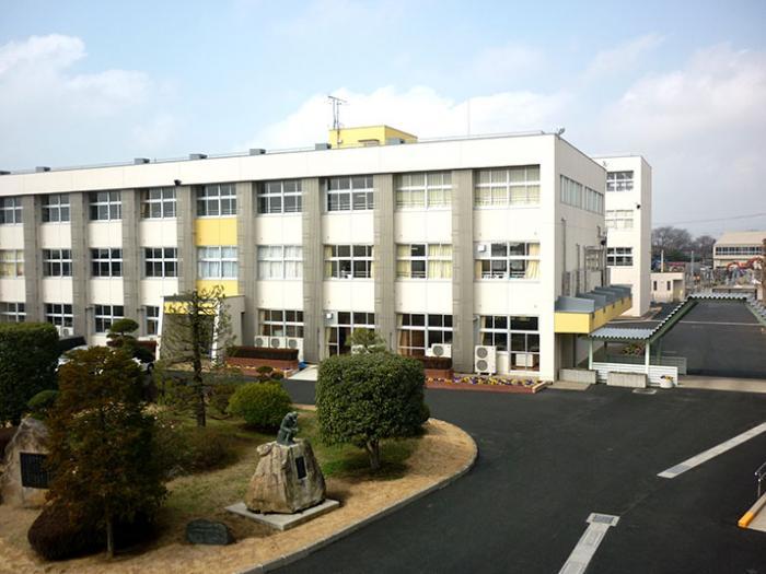 下館中学校