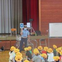交通安全教室 1・3年